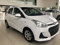Hyundai i10 2021, màu trắng, 351tr, khuyến mãi 50% trước bạ. Cực hấp dẫn