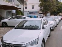 Bán ô tô Hyundai Elantra 2021, màu trắng giá cạnh tranh, khuyến mãi cực Hot lên đến 34tr đồng