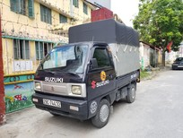 Xe tải cũ Suzuki 5 tạ thùng bạt đời 2013 tại Hải Phòng