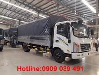 Tera345 tải 3T490, máy Isuzu, thùng dài 6m2 chuyên gia vận chuyển hàng quá khổ