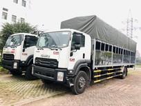 Xe tải Isuzu FVR34S 9 tấn – thùng dài 8.2m