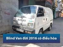 Bán xe 5 tạ cũ Suzuki Blind Van đời 2016 tại Hải Phòng