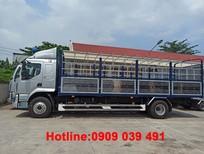 Chenglong C180 nhập khẩu 2021 tải 8 tấn, thùng siêu dài 10m