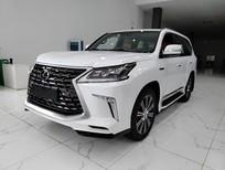Bán Lexus LX 570 MBS moden mới 2021, màu trắng, nhập khẩu nguyên chiếc