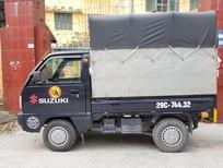 Xe tải cũ 5 tạ Suzuki thùng bạt đời 2013 tại Hải Phòng