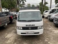 Bán xe Suzuki- Carry Pro đời 2019, đăng ký 2020, tải thùng mui bạt, xe đi 5000km