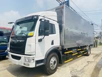 Bán xe tải Faw 8 tấn thùng kín 8m2, 45 khối
