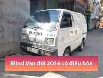 Xe tải cũ 5 tạ Suzuki Blind Van đời 2016 tại Hải Phòng