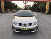 Bán Toyota Corolla Altis 1.8G 2012, màu ghi vàng, giá chỉ 400 triệu