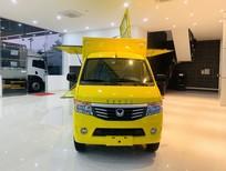 Bán xe tải KenBo thùng kín cánh dơi 2021 - giá cạnh tranh
