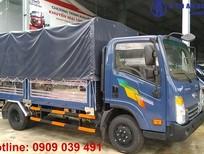 Xe Tera245l Hàn Quốc, tải 2.4 tấn, máy Isuzu, thùng dài 4m4