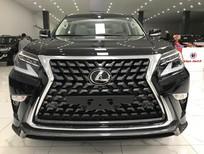 Bán xe Lexus GX460 Sport xuất Trung Đông màu đen nội thất kem. Xe nhập mới 100%
