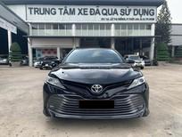 Cần bán xe Toyota Camry 2.5Q 2019 màu đen, nhập Thái chính hãng Toyota Sure