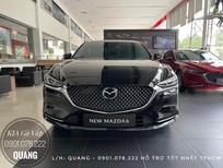 Bán xe Mazda 6 sản xuất năm 2021, màu đen