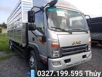 Bán xe tảI hồ sơ có sẵn Đồng Nai, xe tải JAC 8 tấn 35 thùng dài 7m6 chất lượng
