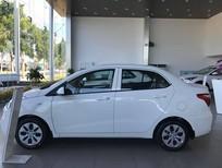 Hyundai i10 2021, màu trắng, 373 triệu, hỗ trợ 100% thuế xe cho khách hàng. không lấy xe hoàn lại cọc