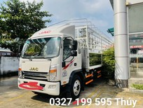 Bán xe tải JAC N800 8 tấn 35 khung Chassic 2 lớp, sơn bền màu 2021