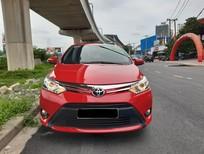 Cần bán xe Toyota Vios 1.5G 2015 chính hãng Toyota Sure