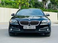 Bán BMW 520i phom mới đen/kem, nhập khẩu