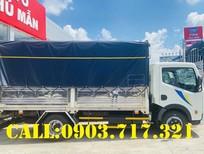 Bán xe tải Nissan 1T9 thùng 4m3 giá cạnh tranh