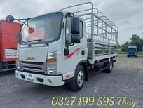 Bán xe tải Jac 1T9 khuyến mãi 15 triệu trong tháng 8, cam kết chất lượng