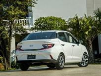 Cần bán Hyundai Grand i10 sản xuất năm 2021, màu trắng, giảm ngay 18tr cho KH