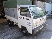 Bán xe tải 5 tạ cũ thùng bạt Suzuki tại Hải Phòng