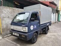 Bán xe tải 5 tạ cũ Suzuki thùng bạt 2010 tại Hải Phòng