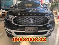 Cần bán xe Ford Everest Titanium 2.0L 4x4 AT 2021, màu đen, xe nhập