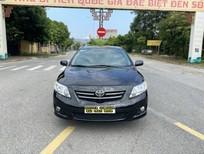 Cần bán Toyota Corolla XLI 2009, màu đen, nhập khẩu, 360tr
