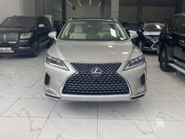 Bán Lexus RX 450H nhập Mỹ, màu vàng cát, sản xuất 2021, mới 100%, xe giao ngay