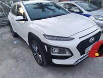 Cần bán lại xe Hyundai Kona sản xuất năm 2019, màu trắng như mới