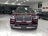 Bán xe Lincoln Navigator L Black Label, màu đỏ mận, sản xuất 2021 mới 100%, xe giao ngay