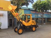 Bán máy xúc lật Mini HJ15B gầu 0.5 khối tại Huế