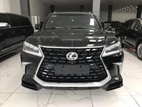 Bán xe Lexus LX570 màu đen sản xuất 2016 đăng ký tên cá nhân, xe đi siêu giữ gìn, mới từ trong ra ngoài