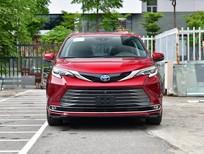 Bán xe Toyota Sienna Platinum đời 2021, nhập khẩu chính hãng, có sẵn xe giao