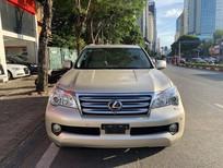 Cần bán gấp Lexus GX460 2010, màu vàng, nhập khẩu chính hãng