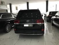 Bán Toyota Land Cruiser 5.7V8 sản xuất 2018, màu đen, xe nhập