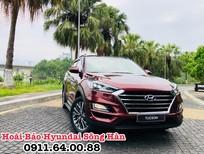 Hyundai Tucson 2021, màu đỏ, 731 triệu, KM lên đến 72 triệu đồng, xe có sẵn giao ngay