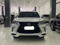Bán Lexus LX570 Super Sport, sản xuất 2018, đăng ký biển Hà Nội 2020, biển đẹp, xe mới 99%
