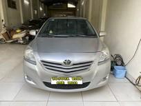 Bán xe Toyota Vios 1.5E 2011, màu bạc