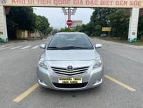 Bán ô tô Toyota Vios 1.5E 2011, màu bạc