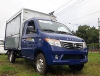 Bán xe tải bán hàng lưu động năm sản xuất 2021, màu xanh lam
