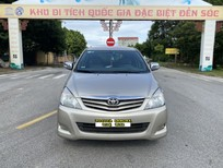 Bán xe Toyota Innova 2.0G năm 2011 còn mới