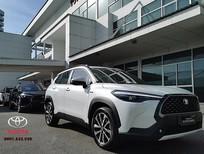 Toyota Cross 2021 - Bảng giá mới nhất - giá lăn bánh quý 4 2021 - bao giá toàn thị trường - tặng gói phụ kiện