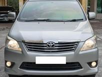 Cần bán xe Toyota Innova E Sx 2013 1 chủ sử dụng