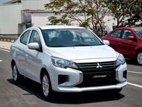 Bán xe Mitsubishi Attrage đời 2021, màu trắng, nhập khẩu chính hãng giá cạnh tranh