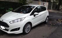 Cần bán gấp Ford Fiesta 1.0 EcoBoost Sport đời 2015, màu trắng