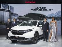 5 tháng đầu năm 2018: Doanh số Honda Việt Nam tăng đột biến
