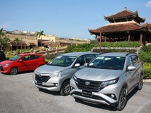 Doanh số Toyota Việt Nam đạt hơn 6.000 xe trong tháng 9/2018